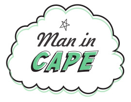 Man in Cape